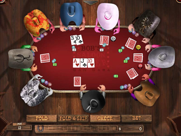 Poker Kasabası