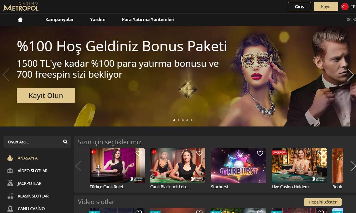 Casino Metropol Sitesi İnceleme